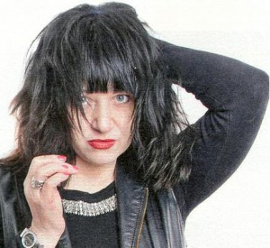 Punk Rock Singer Poet Lydia Lunch