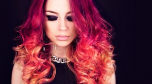 fashion hair colors at hair salons